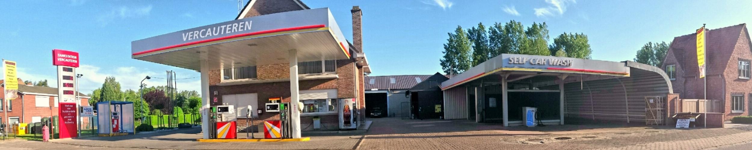 Contacteer Tankstation Vercauteren
